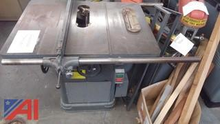 Rockwell Table Saw #1