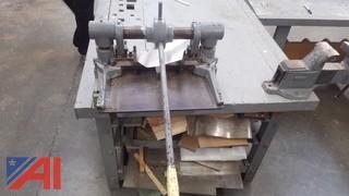 Pan and Break Mini Box Bending Machine