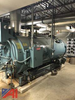 Cleaver & Brooks Model CB Packaged Boiler System