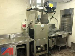 Hobart Stainless Steel Dish Washer