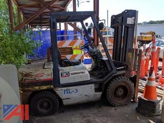 Komatsu 30 Forklift