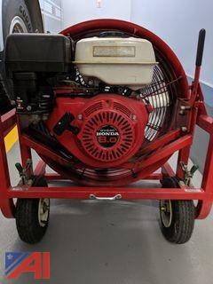 Gas Powered Fan
