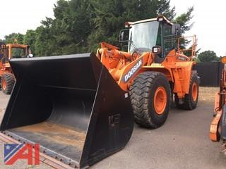 2013 Doosan DL-300 Wheel Loader