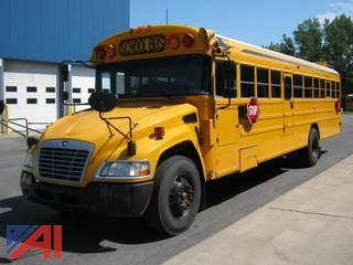 2013 Blue Bird Vision School Bus