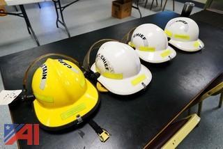 Cairns #660CMetro Composite Fire Helmets