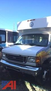 2007 Ford Econoline Mini Bus