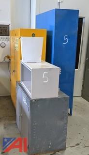 Flammable Liquids Cabinet & More
