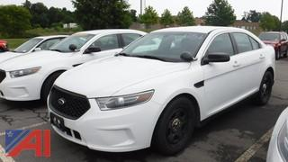 2014 Ford Taurus 4DSD/Police Vehicle