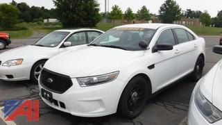 2015 Ford Taurus 4DSD/Police Vehicle