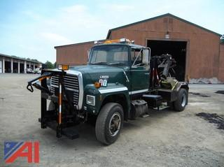 1987 Ford L9000 Tow Truck