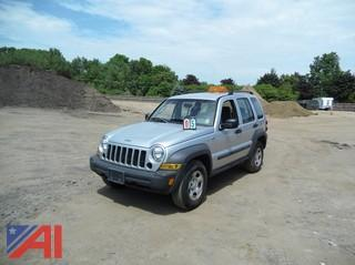 2006 Jeep Liberty SUV