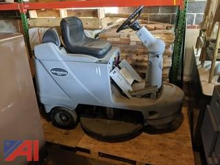 "Advolution 2710 Electric 27"" Floor Burnisher"