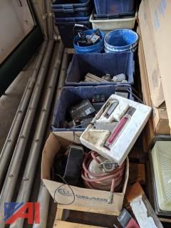 Light Fixtures, Batteries & More