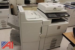 Sharp MX-M623N Copier with Collator