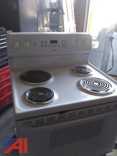 Electric Hot Point Stove