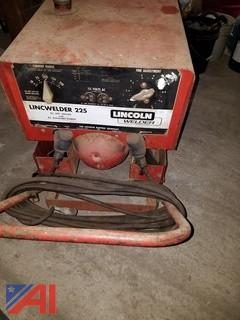 Lincoln Lincwelder 225 Welder