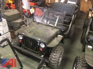 2017 IceBear Mini Jeep ATV