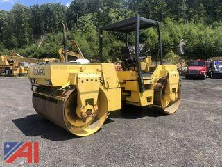 2000 Bomag BW-202 ADH-2 Twin Drum Roller