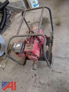 "Homelite 2"" Diaphragm Water Pump"