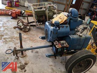Gorman Rupp Centrifugal Pump