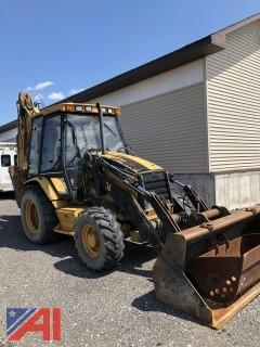 1999 Caterpillar 426C Backhoe