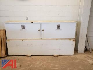 Weather Guard 8' Truck Toolboxes