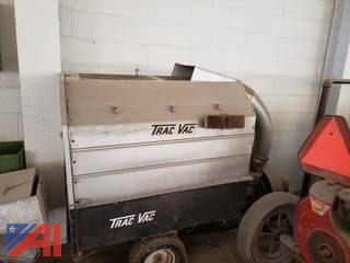 Trac-Vac Tow-Behind Vacuum