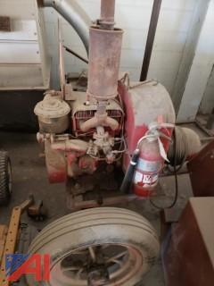 Tow-Behind Welder Generator