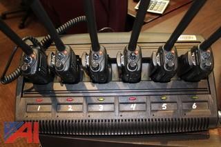 Motorola HT 750 Portable Radios