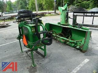 6' Snow Blower with PTO Attachment