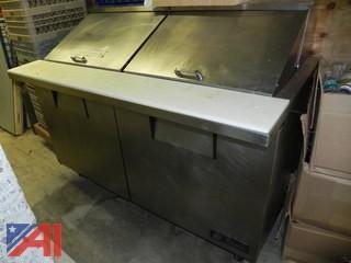Deli Style True Refrigerator