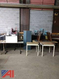 Student Chairs, Desks & More