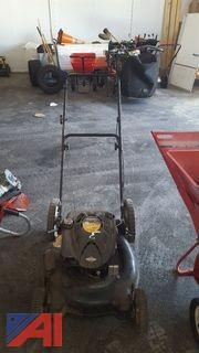 """MTD Push Mower 675 21"""" Series"""