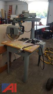 **UPDATE** Delta Radial Arm Saw
