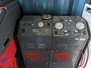 AC Recovery & Recharging Machine