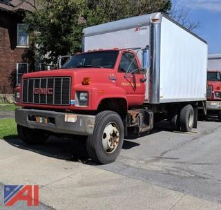1994 GMC Top Kick 5500 Box Truck