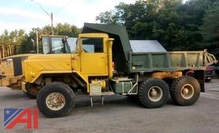 1990 8M4 Harsco M929A2 5 Ton Dump Truck