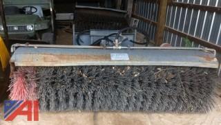 7' Front Sweeper Broom