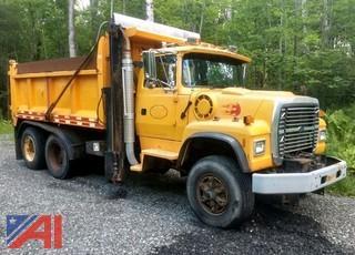 1997 Ford LT9000 Dump Truck