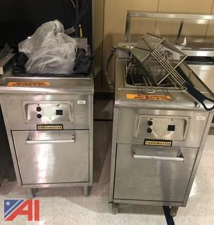 Toastmaster Electric Fryers