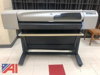 Hewlett Packard Designjet Printer