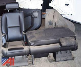 2010 Chevy Tahoe Rear Seats and Door Panels