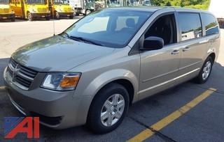 2009 Dodge Grand Caravan SE Mini Van