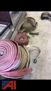 Assorted Fire Hoses