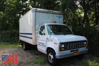 1990 Ford Econoline Van/Box