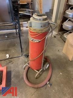 Vacuum Sand Blaster