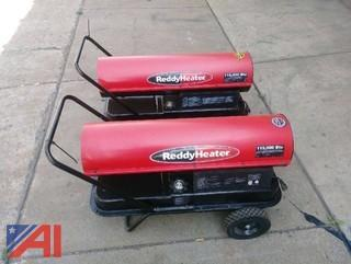 Commercial Propane Heaters