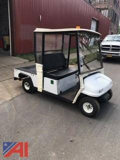 Columbia Electric Industrial Cart