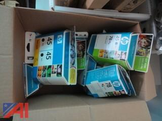 Large Quantity of Ink Cartridges