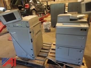 Canon Image Runner Advance DADF-AP1 Copiers and tray Attachments